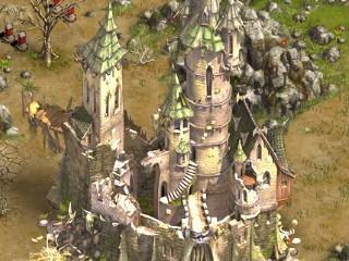 《工人物语OL》游戏截图