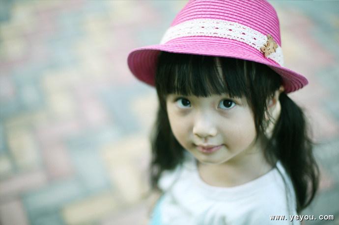 可爱小天使萌化你的心 超萌小朋友图集