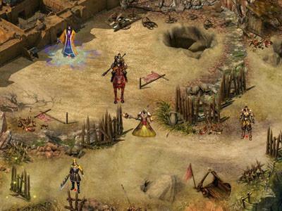 《将军破》大型slg以三国为背景网页游戏