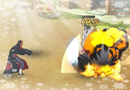【美图】火影忍者ol玩家自制精彩游戏图册欣赏