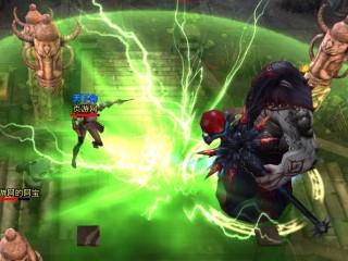 《热血龙族2》评测:绚酷魔幻风 技能新玩法