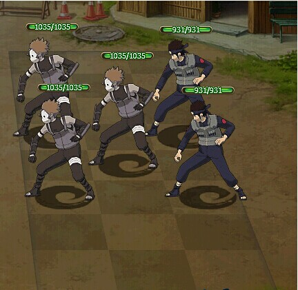 火影忍者OL与凯班对战副本攻略