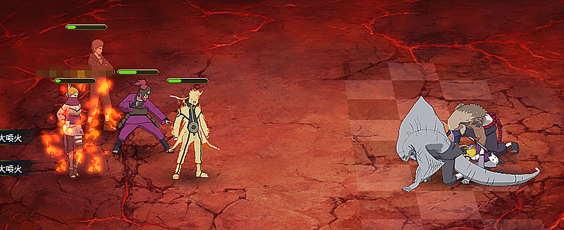 火影忍者ol鸣人九喇嘛的正确搭配方法
