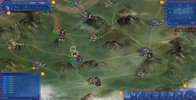 《大皇帝》游戏界面