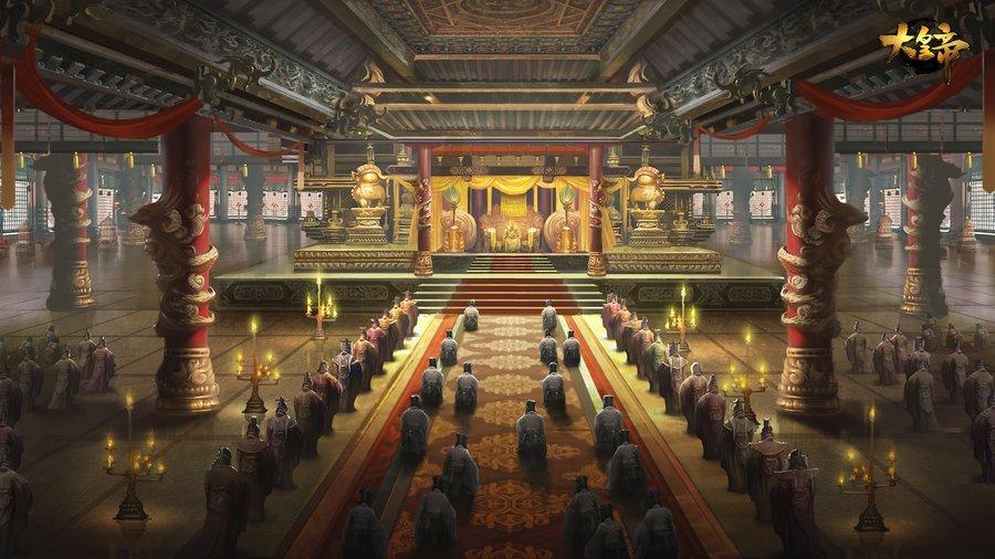 《大皇帝》高清壁纸