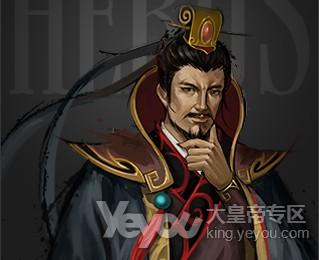 大皇帝贾诩 武将资料及搭配攻略