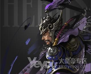 大皇帝张郃 武将资料及搭配攻略
