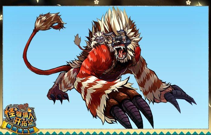 感受狩猎悸动《怪物猎人开拓记》12月30日燃萌上线