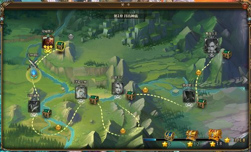 女神联盟2怎么升级 主线副本玩法介绍