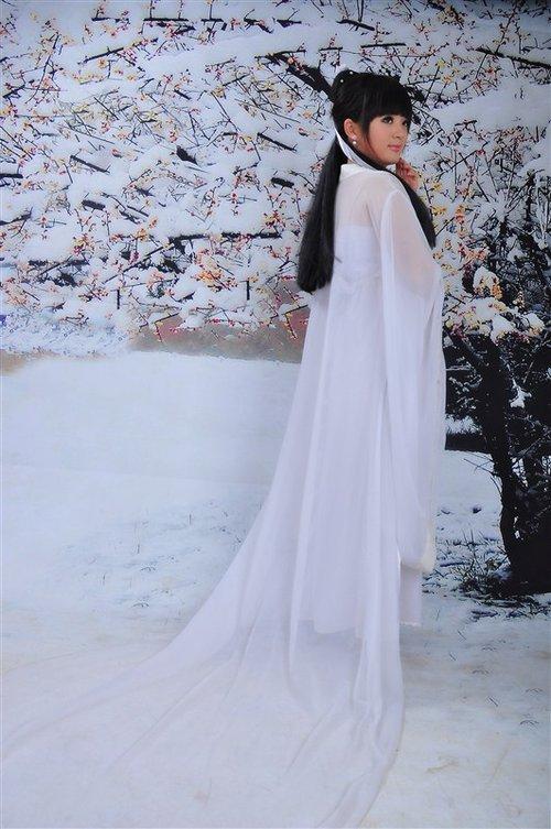 月光回忆——冰樱化成雪